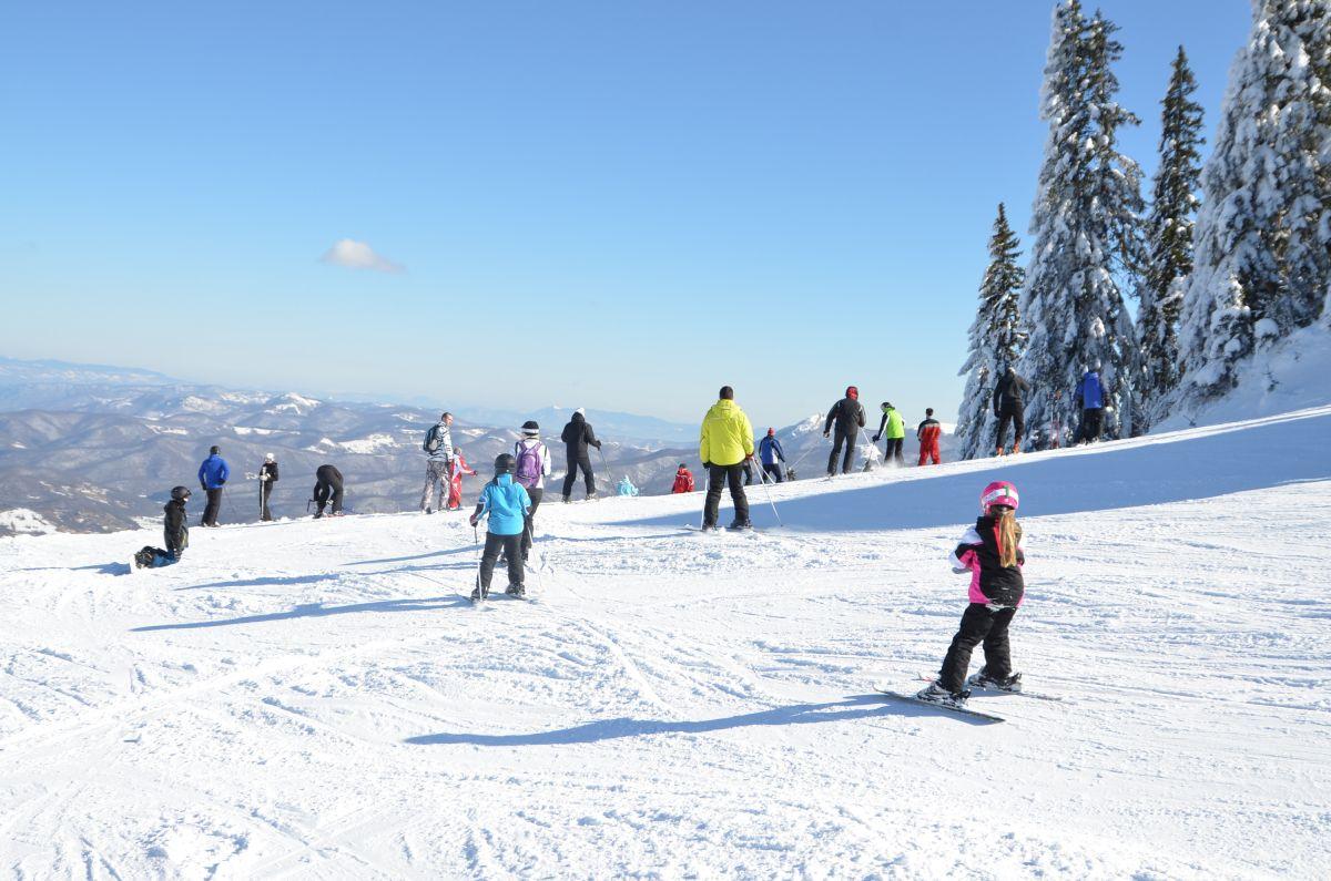 Ski škola ICE